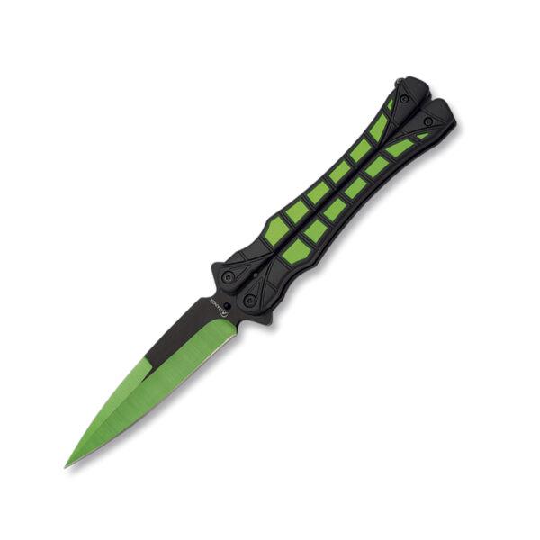 """Сгъваем нож тип """"пеперуда"""" Martinez Albainox - 02113"""