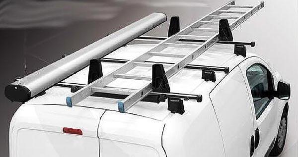 Професионални багажници за товарни автомобили