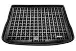 Гумена стелка за багажника на VW Tiguan всички модели от 2007 до 2015 година за модели с резервна гума