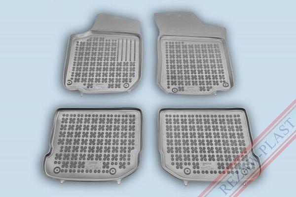 Гумени стелки за VW GOLF 4 - ВИСОК БОРД ( СИВИ )