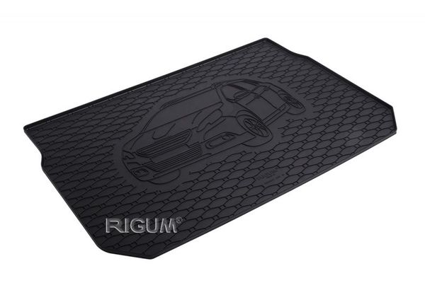 Стелка гумена за багажника за Peugeot 2008 модел 2013 до 2020 година
