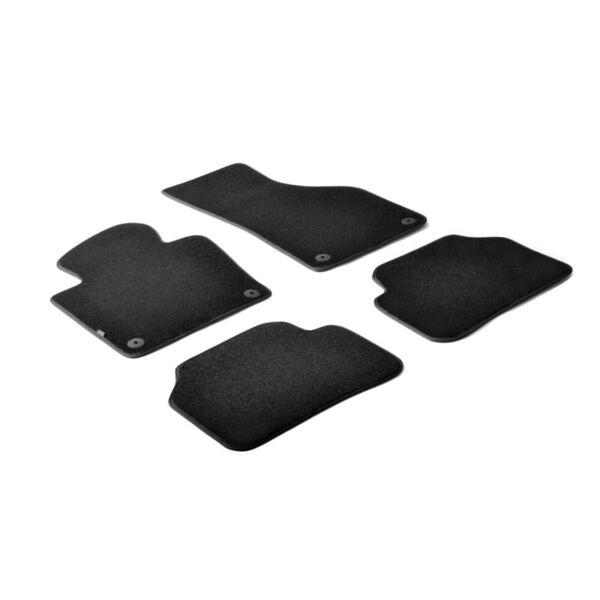 Стелки от мокет за Skoda Superb 2 модел 2008 до 2015 година