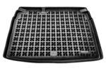 Гумена стелка за багажника на VW GOLF 6 Хечбек (за коли с компресор и спрей - без резервна гума)