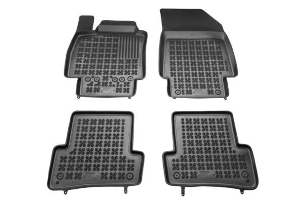 Гумени стелки с висок борд за Renault Captur модел от 2013 до 2019 година