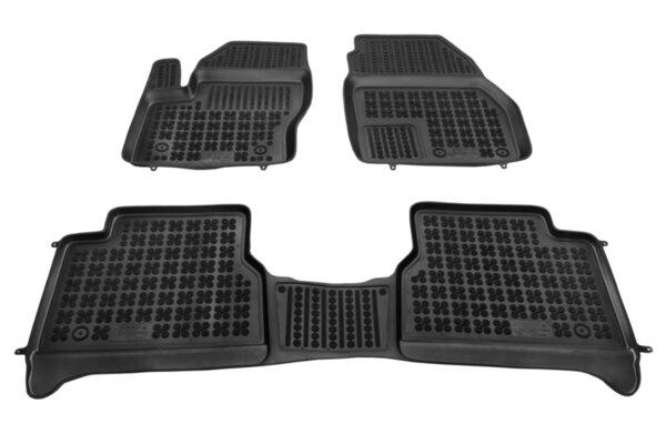 Гумени стелки с висок борд за Ford Tourneo Connect модел след 2013 година