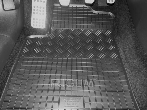 Гумени стелки за Citroen C3 или DS3 модел от март 2010 година до 2017 година