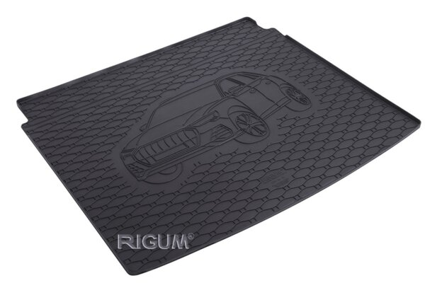 Стелка гумена за багажника на AUDI Q3 модел 2019 година