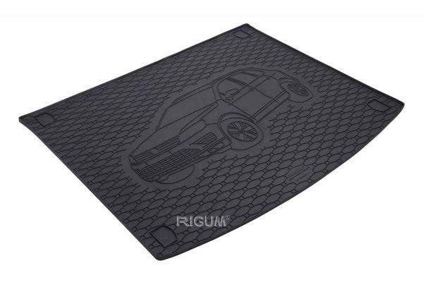 VW Touareg модел след 2014 до 08/2018 година - Гумена стелкa за багажник