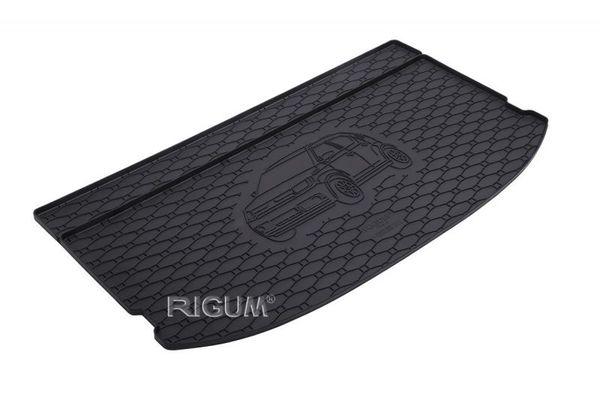 Suzuki Ignis модел 2017 година - Гумена стелка за багажник