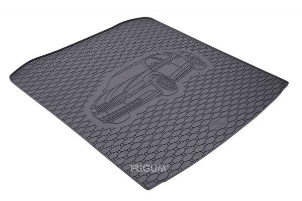 Skoda Superb III (Liftback) модел 2015 година - Гумена стелка за багажник