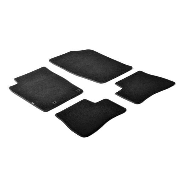 Стелки от мокет за Peugeot 206, комби седан и хечбек както и Peugeot 206+