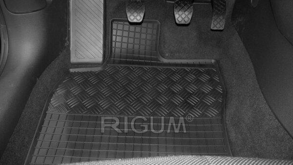 Гумени стелки за Skoda Karoq модел от 2016 година