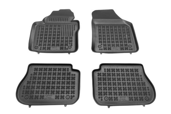 Гумени стелки за VW Caddy - Caddy Life от 2003 до 2019 година с висок борд