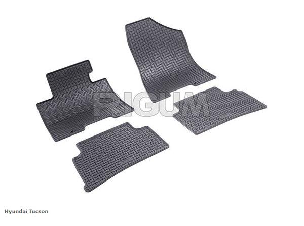 Гумени стелки за Kia Sportage модел от 2016 година