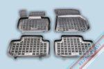 Гумени стелки с висок борд за BMW X3 (G01) след 2018 година