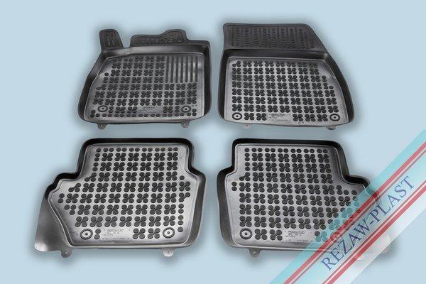 Гумени стелки с висок борд за Ford Fiesta (МК7) след 2017 година