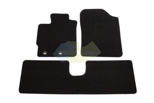 Стелки от мокет за Toyota Yaris модел от 2011 до 2020 година (без Hybrid)