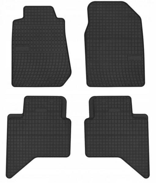 Стелки гумени Isuzu D-max модел след 2012 година