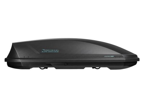 Автобокс Neumann Adventure 190 Черен мат