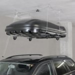 Лифт механизъм за автобокс - монтаж на тавана