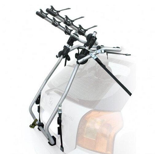 Багажник за велосипеди Peruzzo Milano - за монтаж на заден капак