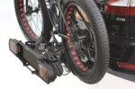 Багажник за теглич Peruzzo Pure Instinct 4 - за 4 велосипеда