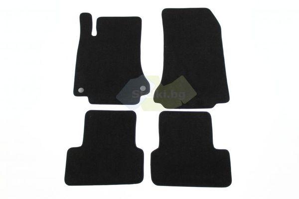 Стелки от мокет за B-Класа W176 модел след 2011 година  материал Elegant
