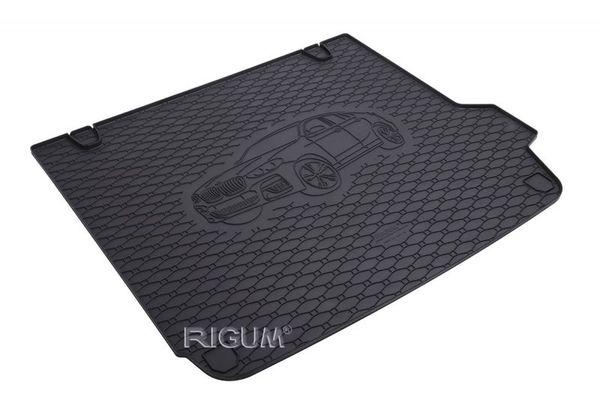 BMW X1 F48 модел от 2016 година - Гумена стелка за багажника