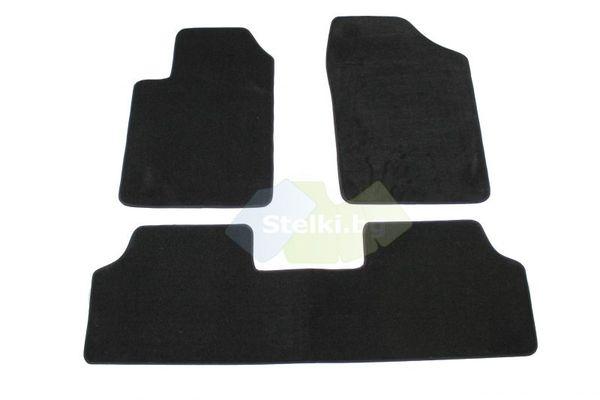Стелки от мокет за Partner модел от 99 до 2008 година пътнически материал Elegant