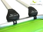Алуминиеви греди FREE LINE за стандартни надлъжни греди - 156515