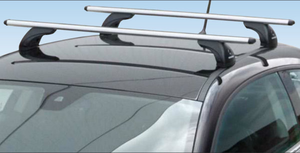 Алуминиеви греди EVOS ALUMIA за Fiat Freemont БЕЗ надлъжни греди