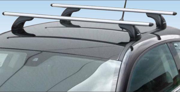 Алуминиеви греди EVOS ALUMIA за Fiat Panda модел след 2012 година без надлъжни греди