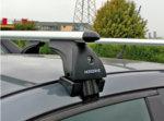 Алуминиеви греди EVOS ALUMIA за Renault Captur модел от 2013 до 2020 година без надлъжни греди