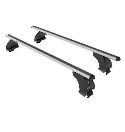 Алуминиеви напречни греди EVOS ALUMIA за BMW 3 E90 и E91 комби без надлъжни греди