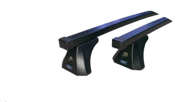 Стоманени греди Cruz Oplus ST за Nissan X-Trail T30 и T31 модели от 2000 до 2014 година