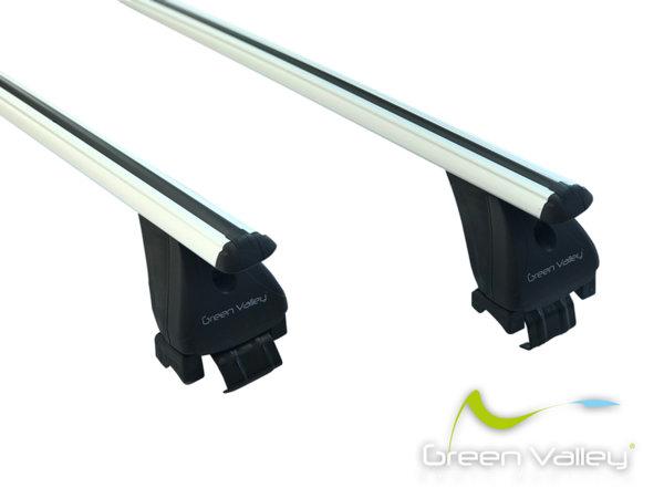 Аеродинамични Алуминиеви греди за модели с гол таван - 156500+KIT297+156626