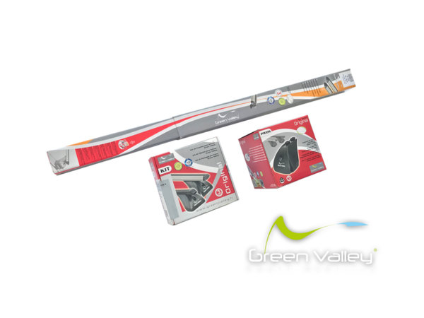 Аеродинамични Алуминиеви греди за модели с гол таван - 156500+156607+KIT222