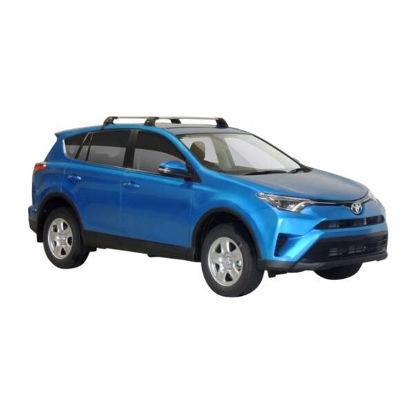 Напречни греди за Toyota Rav 4 2013-2019 година без надлъжни греди - Yakima Flush Черни