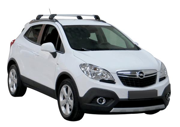 Сиви Yakima Flush греди за Opel Mokka и Mokka X