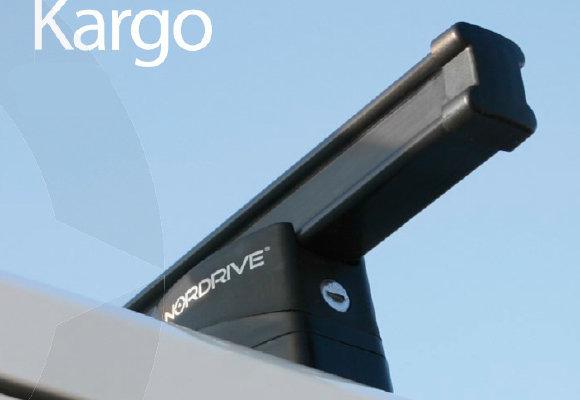 Стоманени греди Nordrive Kargo за Fiat Doblo, Opel Combo - N30272+N10010x2