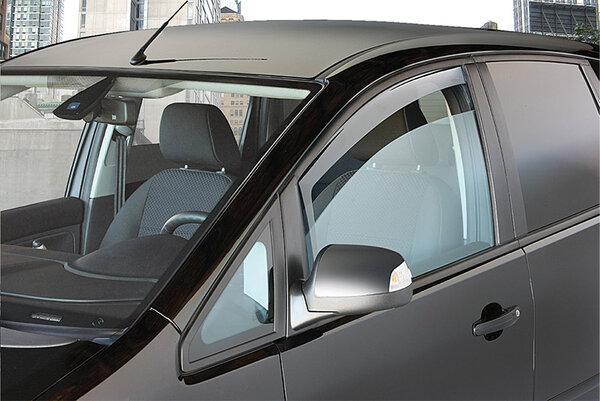 Ветробрани 2 бр. предни Hyundai Tucson 3D Гумени стелки за Hyundai Tucson III - модел от 2015 до 2021 година