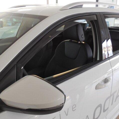 Предни ветробрани за Skoda Octavia III модел от 2013 до 2020 година