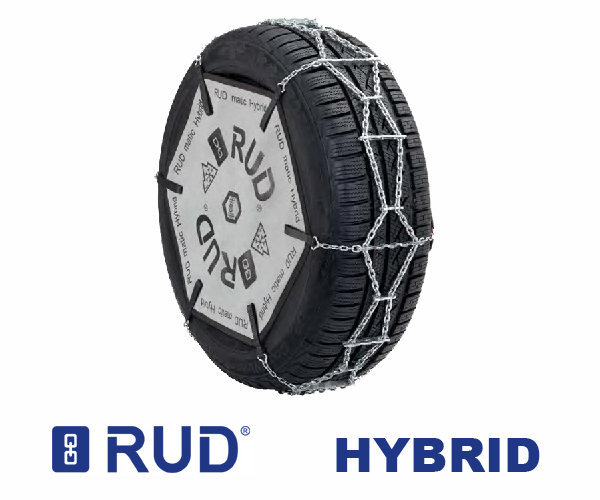 Вериги за сняг Rud Hybrid H107