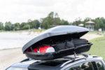 Автобокс Kamei Fosco 540 - Черен гланц-Copy