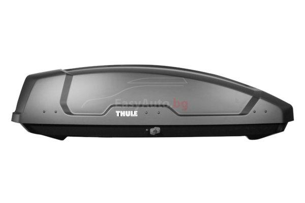Автобокс Thule Force XT S 300L Черен мат