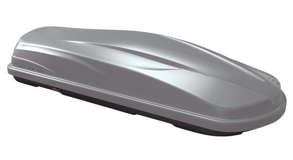 Автобокс LevUp Cube 470 - Сив мат