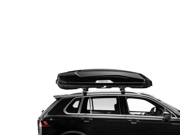 Автобокс Hapro Trivor 440 Brilliant Black