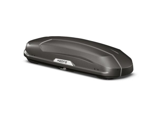 Автобокс Hapro Trivor 640 Super matt- Черен мат