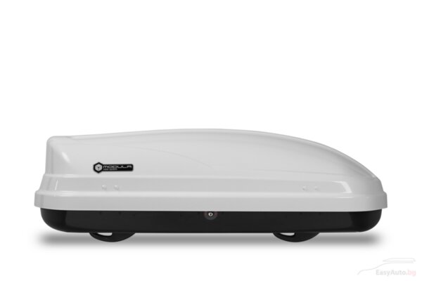 Автобокс Modula WeGo 450 Бял гланц