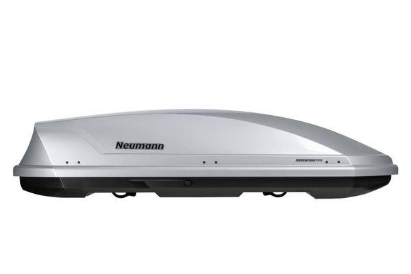 Автобокс Neumann Adventure 190 Сив гланц